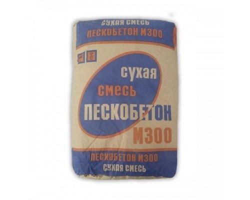 Пескобетон М300 (25 кг)