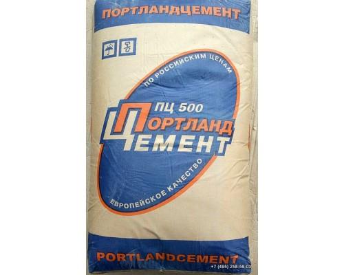 Цемент М500 (40 кг) Стерлитамак