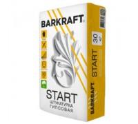 Штукатурка Баркрафт Старт гипсовая (30кг)