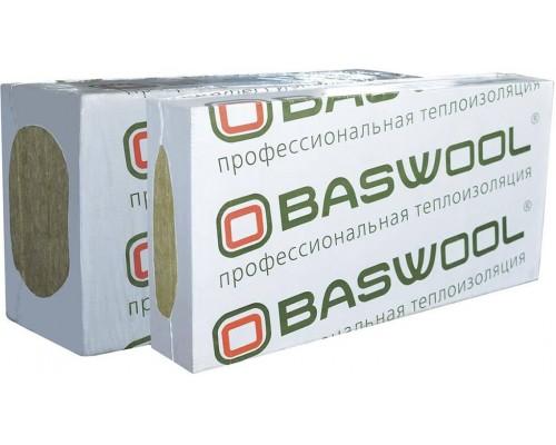 Утеплитель Басвул Вент-Фасад 80, 50х600х1200 мм (4.32 м2, 0.216 м3) 6 плит/уп