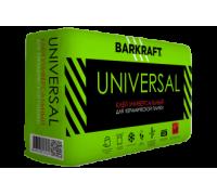 BARKRAFT Клей для керамической плитки UNIVERSAL, 25 кг