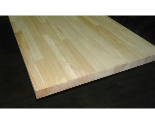 Мебельный щит Береза (сорт ВВ) 3000х800х20 мм