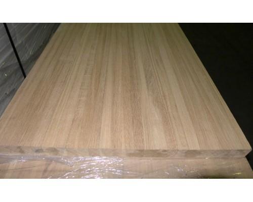 Мебельный щит Ясень дальневосточный (сорт ВВ) 3000х600х20 мм
