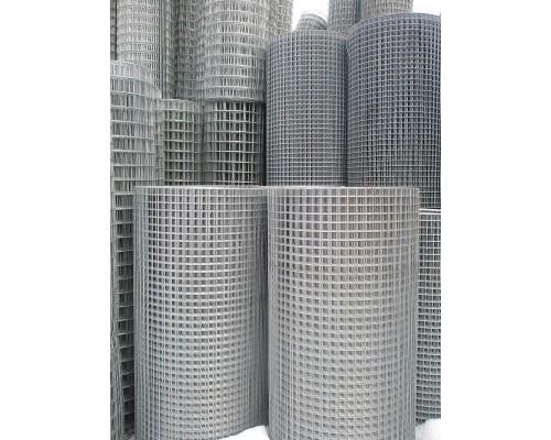 Сетка рулонная (Оцинкованная) размеры яч.50x100x1.6мм (1x25м)