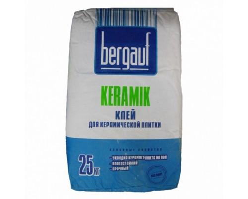 Клей для плитки Бергауф Keramik, 25 кг
