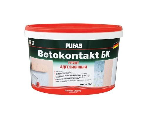 Грунтовка Бетоноконтакт для внутренних работ (5 кг)